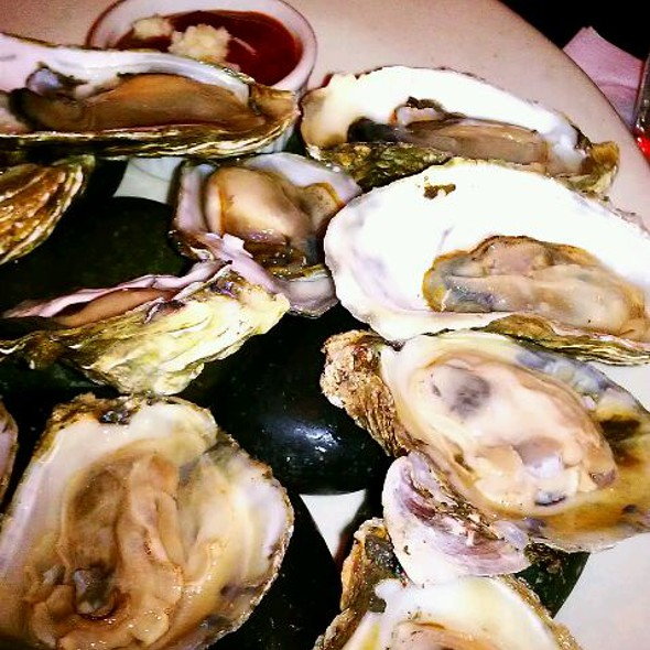 Oysters - Durant's, Phoenix, AZ