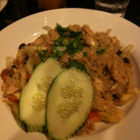 Pineapple Fried Rice - Krua Thai Cuisine, Kailua, HI