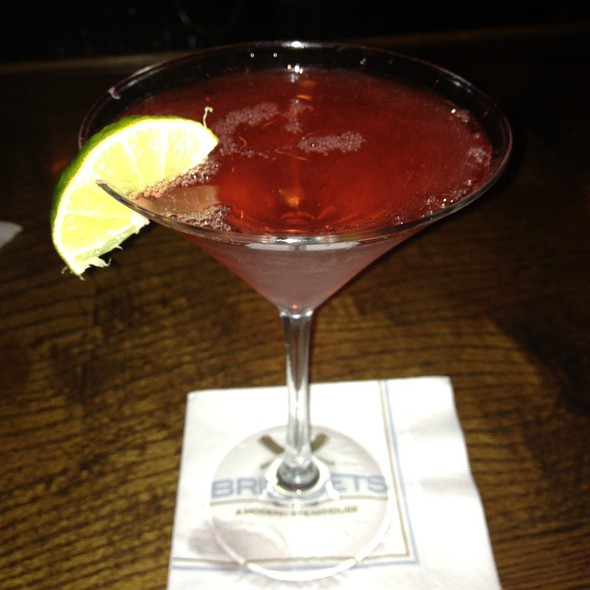 Grey Goose Cosmo - Bridget's Steakhouse, Ambler, PA