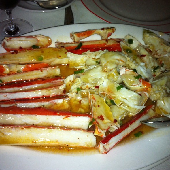 Red King Crab - Philippe Chow - Uptown, New York, NY