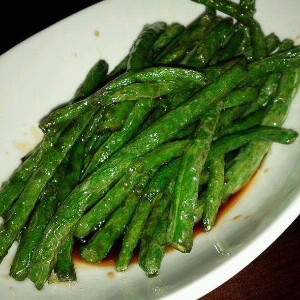 Sauteed String Beans - Koi - New York, New York, NY