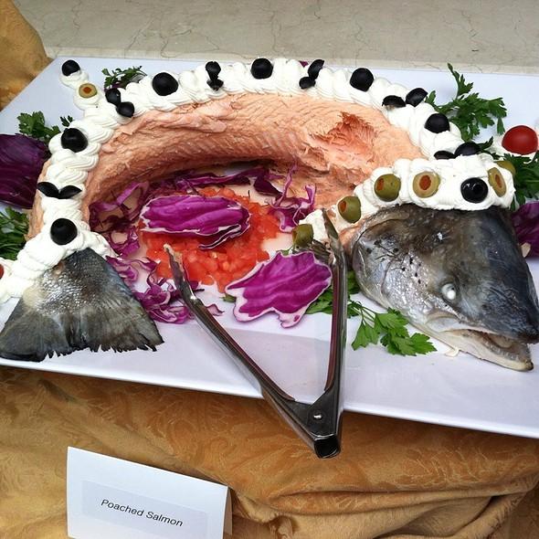 Poached Salmon - Allgauer's, Lisle, IL