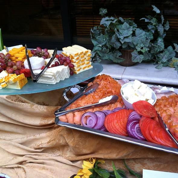 Cheeses And Smoked Salmon - Allgauer's, Lisle, IL