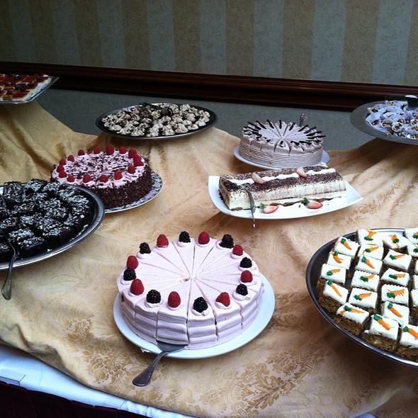 Assorted Desserts - Allgauer's, Lisle, IL