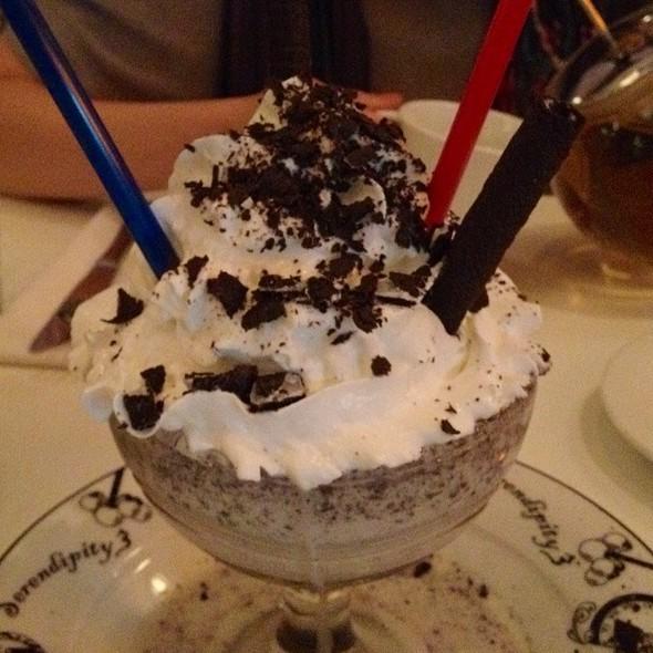Oreo Frrrozen Hot Chocolate - Serendipity 3 - Caesars Palace Las Vegas, Las Vegas, NV