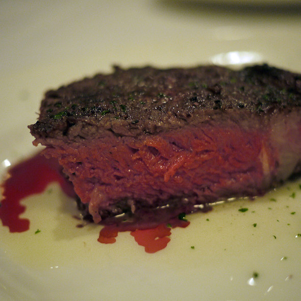 Prime Bone In Ribeye - Del Frisco's Double Eagle Steak House - Las Vegas, Las Vegas, NV