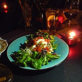Grilled Calamari - Cibo Wine Bar-Coral Gables, Miami, FL
