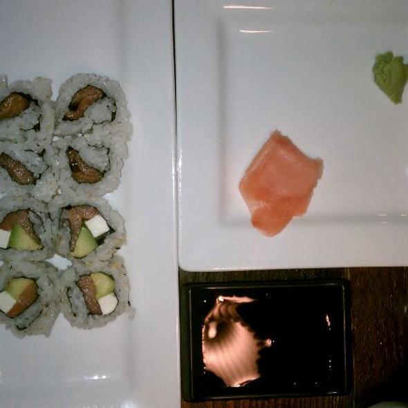 Sake Roll - Pisces Sushi Bar & Lounge, Charlotte, NC