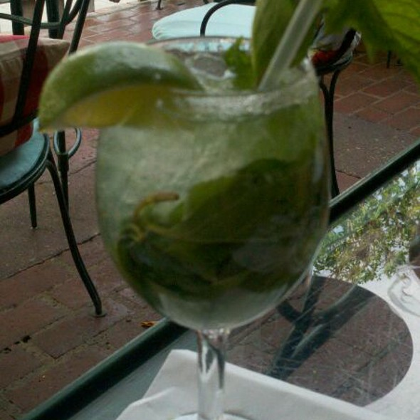 Mint Mojito - The Ivy, West Hollywood, CA