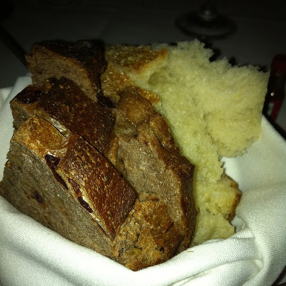 Bread - Truluck's Seafood, Steak and Crab House - Southlake, Southlake, TX
