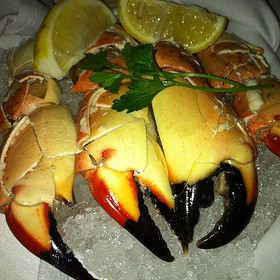 Jonah Crab Claws - Truluck's Seafood, Steak and Crab House - Southlake, Southlake, TX