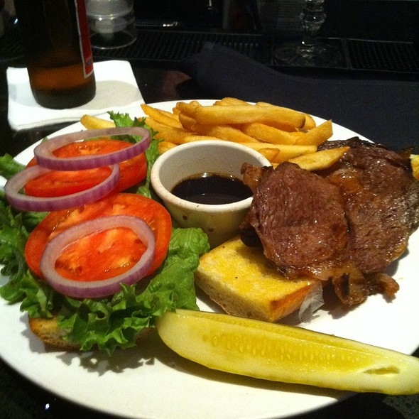 Prime Rib And Fries - Village Tavern Pembroke Pines, Pembroke Pines, FL