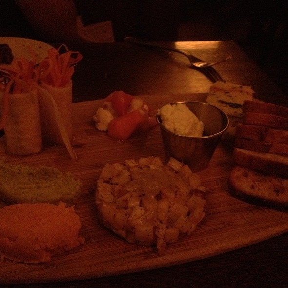 Vegetable Board - Temple Bar, Cambridge, MA
