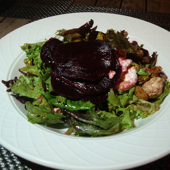 Roasted Beet Salad - Coastal, Fort Lauderdale, FL