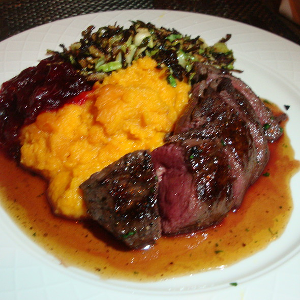 Maple Glazed Venison - Coastal, Fort Lauderdale, FL