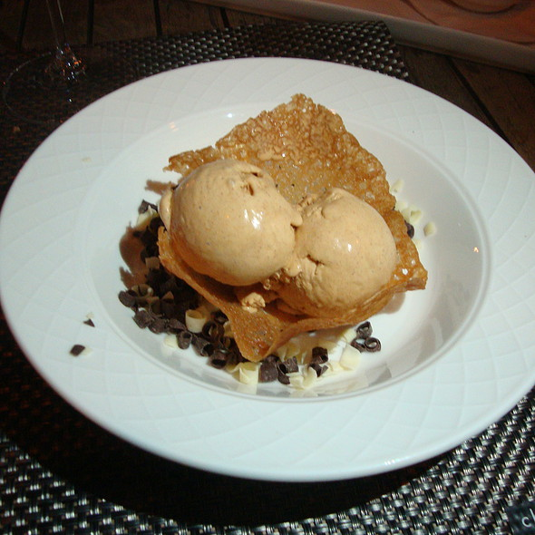 Ancho Cinnamon Ice Cream - Coastal, Fort Lauderdale, FL