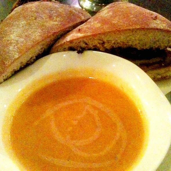 Sweet Potato And Bacon Soup - An Urban Table, Prairie Village, KS