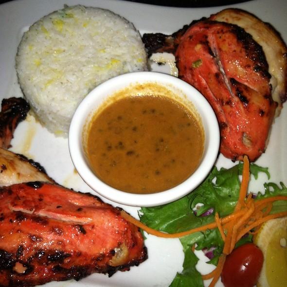 Tandoori Chicken Chops - Indique, Washington, DC