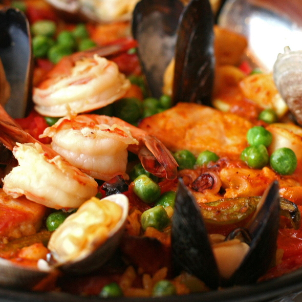 Paella Valenciana - Alegrias Food from Spain, San Francisco, CA