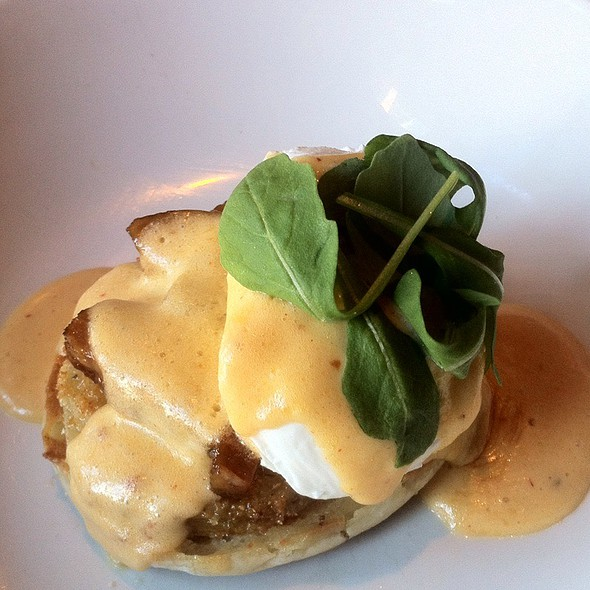 Eggs Benedict - Matchbox - Rockville, Rockville, MD