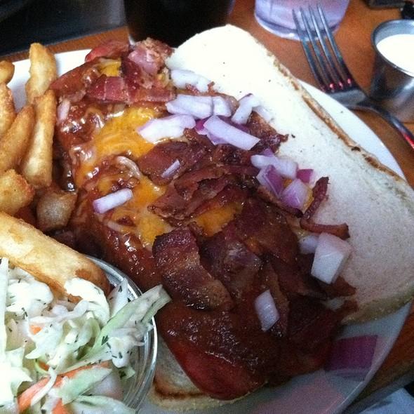 chili dogs and fries - Ballard Loft, Seattle, WA