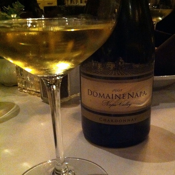 2008 Domaine Napa Chardonnay - Mere Bulles, Brentwood, TN