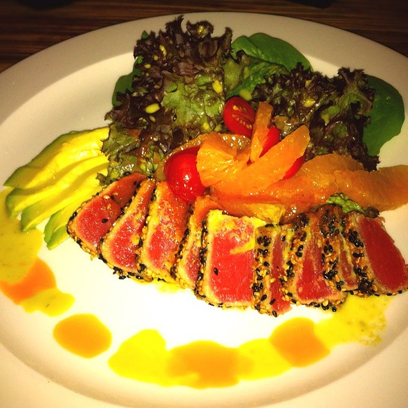 Sesame Crusted Hawaiian Ahi Tuna - Kenichi - Dallas, Dallas, TX