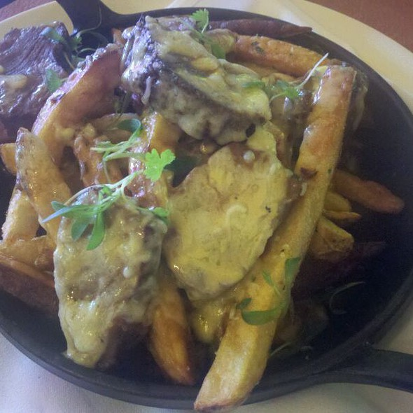 Short Rib And Cheddar French Fries.  - The Saguaro Restaurant, Scottsdale, AZ