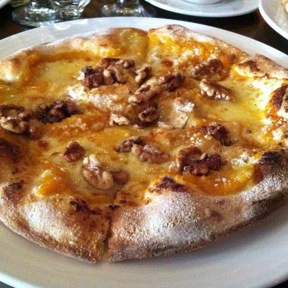Autumn Squash Pizza - Sonsie - Boston, Boston, MA