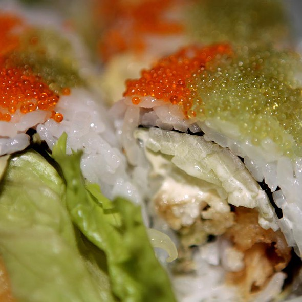 lobster roll - Koto Japanese Steakhouse - VT, South Burlington, VT