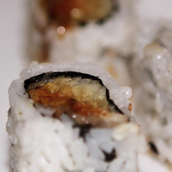 Unagi Roll - Koto Japanese Steakhouse - VT, South Burlington, VT
