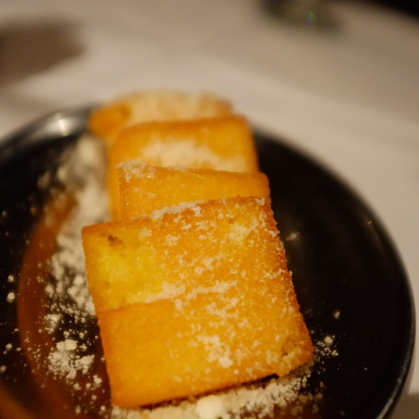 Fried Polenta - Rafain Brazilian Steakhouse, Dallas, TX