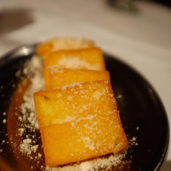Fried Polenta - Rafain Brazilian Steakhouse, Dallas, TX