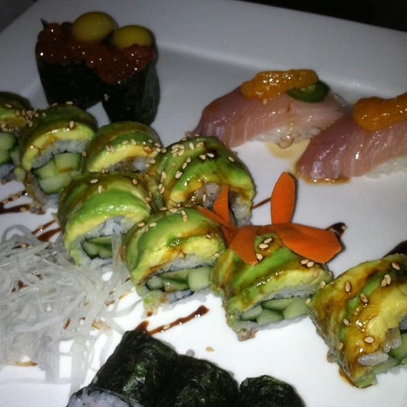 Sushi Rolls & Nigiri - Hapa Sushi Grill & Sake Bar - Cherry Creek, Denver, CO