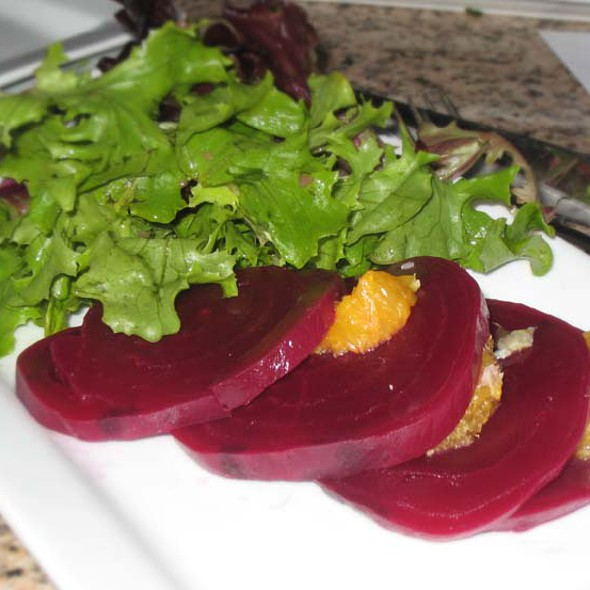 Roasted Beet Salad - Robust, Webster Groves, MO