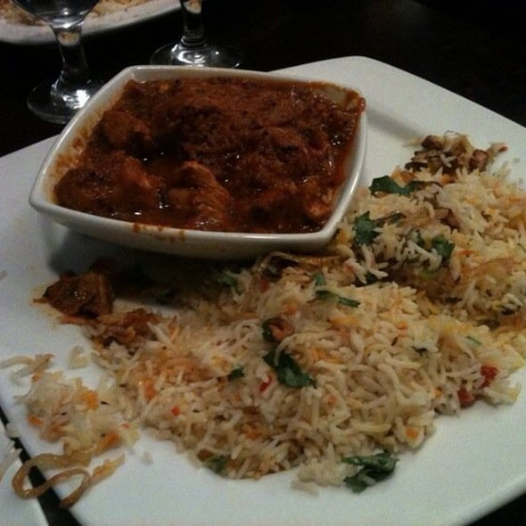 chicken tikka masala - IndeBlue - Collingswood, Collingswood, NJ