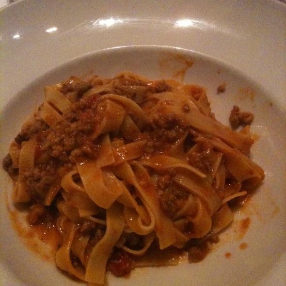 Spaghetti Bolognase - Il Fornaio - Manhattan Beach, Manhattan Beach, CA