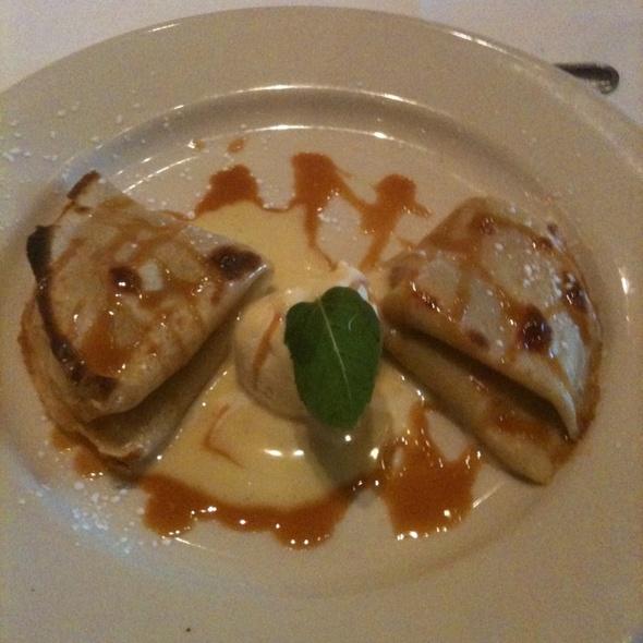 Dessert Crepe - Il Fornaio - Manhattan Beach, Manhattan Beach, CA