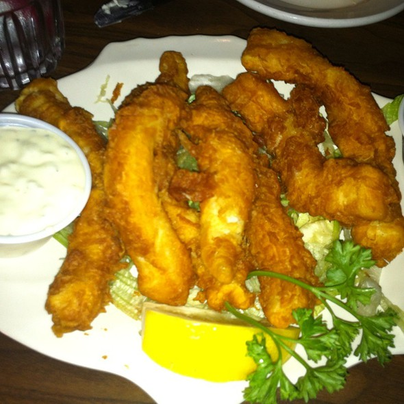 Fried Calamari - Pier Cafe, San Diego, CA