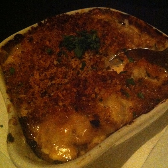 Cauliflower And Goat Cheese Gratin - Nirvana Grille - Laguna Beach, Laguna Beach, CA