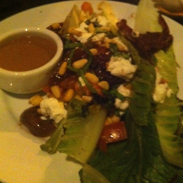 Grilled Romaine Salad - Nirvana Grille - Laguna Beach, Laguna Beach, CA