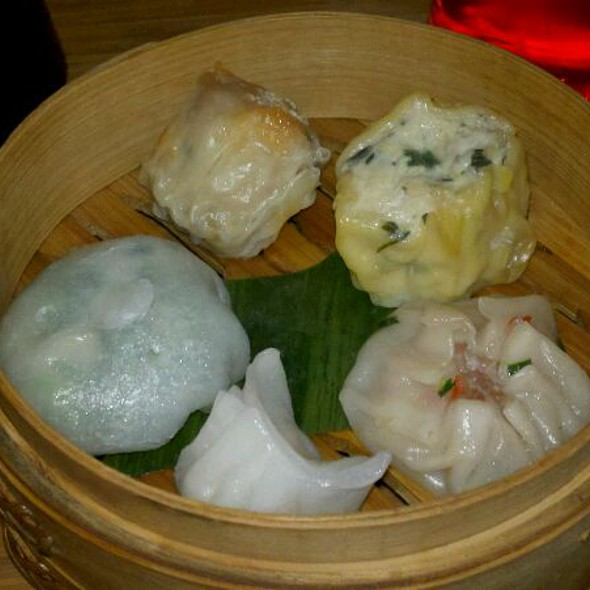 Dim Sum Sampler - Street Kitchen Asian Bistro, Englewood, CO