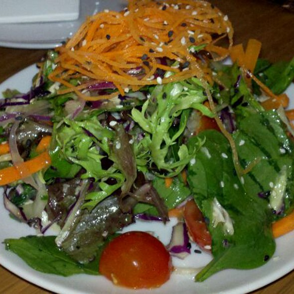 Asian ginger salad - Street Kitchen Asian Bistro, Englewood, CO