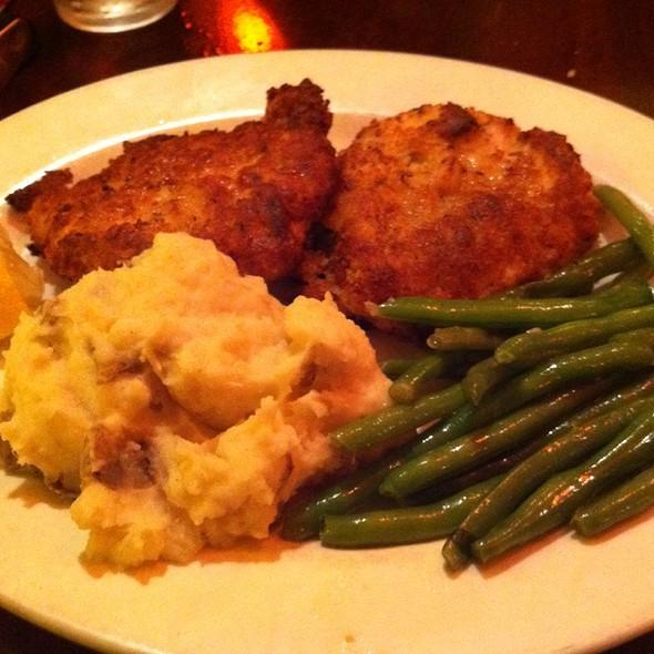 Mustard-Crusted Chicken - Not Your Average Joe's Needham, Needham, MA