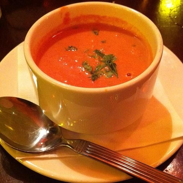 Tomato Basil Soup - Not Your Average Joe's Needham, Needham, MA
