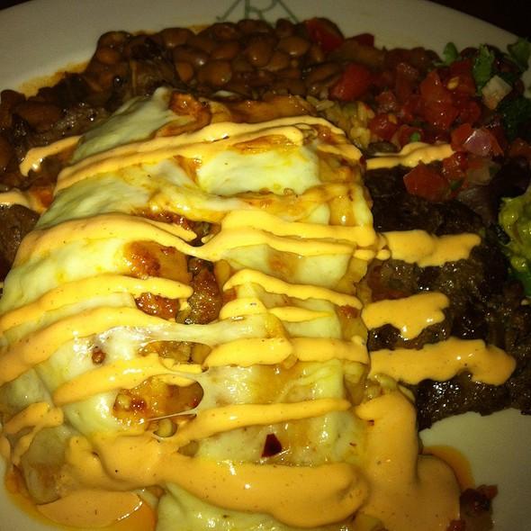Carne Asada Enchilada - Reata, Fort Worth, TX