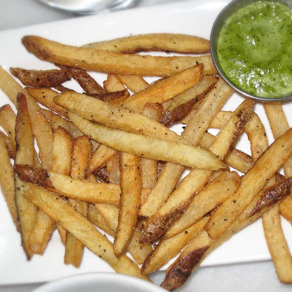 Pommes Frites - Franco, St. Louis, MO