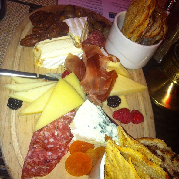 Meat & Cheese Plate - El Chorro, Paradise Valley, AZ