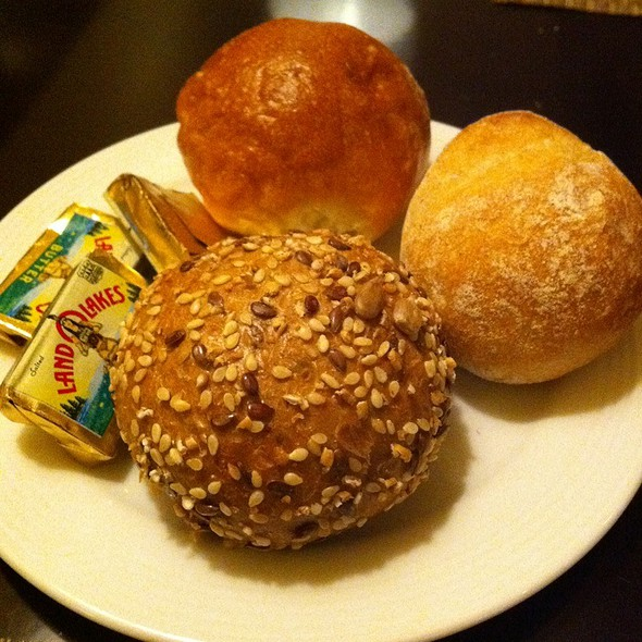Selection Of Rolls - Thirteen - Philadelphia Marriott, Philadelphia, PA