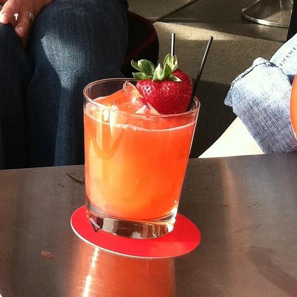 Strawberry Lemonade - POV at the W Hotel Washington DC, Washington, DC